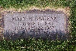 Mary Hedvicka <I>Chunka</I> Dworak