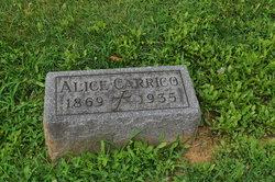 Alice Carrico