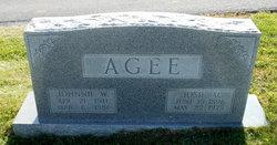 Johnnie William Agee