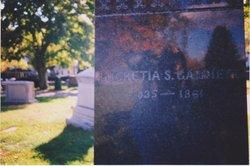 Lucretia S. <I>Josselyn</I> Gannett