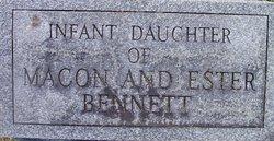 Infant Bennett