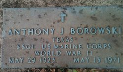 "Anthony John ""Tony"" Borowski, Jr"