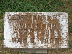 Georgiana R Watkins