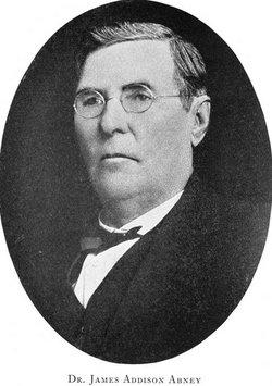 "Dr James Addison ""Big Jim"" Abney"