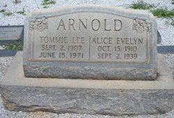 Alice Evelyn Arnold