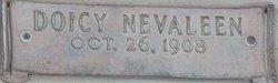 Doicy Nevaleen <I>Benton</I> Grant