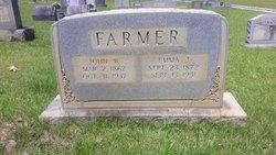 Emma Jane <I>Davis</I> Farmer