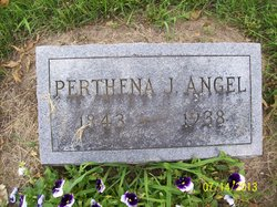 Perthena J. <I>Simpkins</I> Angel
