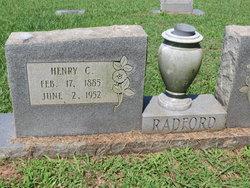 Henry Cloman Radford