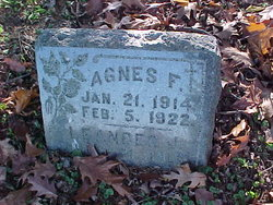 Agnes F Abhold