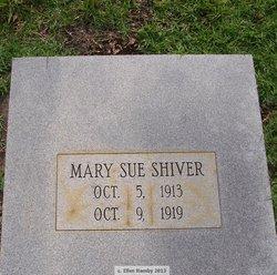 Mary Sue Shiver