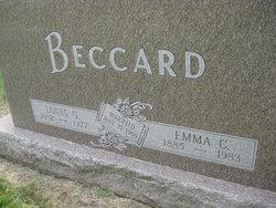 Emma C. <I>Dose</I> Beccard
