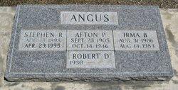 Afton <I>Parker</I> Angus
