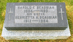 Harold F Beaubiah