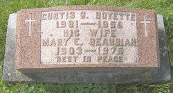 Mary E <I>Beaubiah</I> Boyette