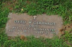 Otto William Gerhardt