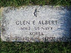 Glen E Albert