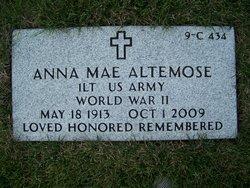 Anna Mae <I>Beneshunas</I> Altemose