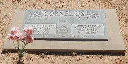 Lola Vilate <I>Lee</I> Cornelius