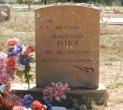 Francis Lyman Ruesch