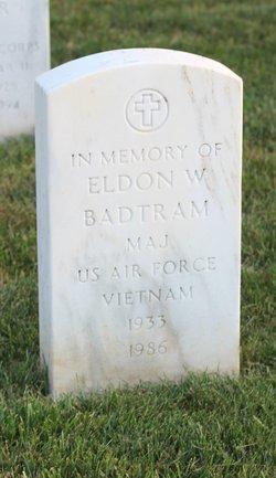 Eldon William Badtram