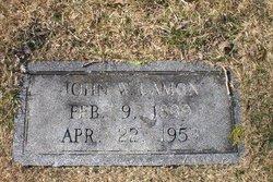 John W. Lamon