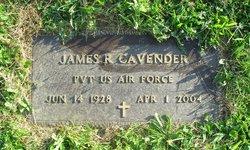James R. Cavender