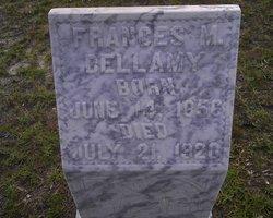 Frances Melvina <I>Cox</I> Bellamy