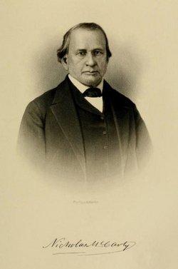 Nicholas McCarty, Sr