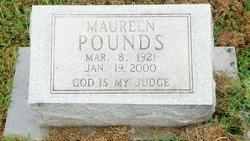 Maureen Pounds