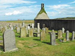 St Fittick Kirkyard
