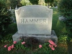 Augusta <I>Johnson</I> Hammer