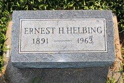 Ernest Henry Helbing