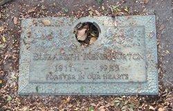 Elizabeth Irene Burton