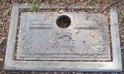 Ina Mae <I>Bennie</I> Page
