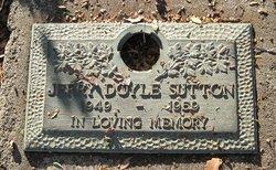 Jerry Doyle Sutton
