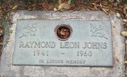 Raymond Leon Johns
