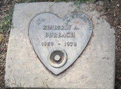 Kimberly A Burbach