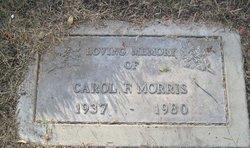 Carol F Morris