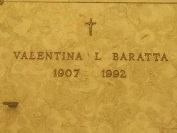 "Valentina Louise ""Aunt Val"" Baratta"