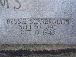 Bessie <I>Scarbrough</I> Adams