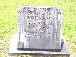 Ida J. <I>Mobley</I> Fortenberry