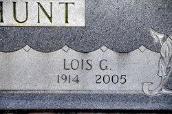 Lois <I>Gilliand</I> Wehunt