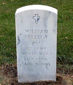 """William George """"Bill"""" Fellegy"""