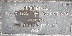 Florence <I>Amenn</I> Fischer