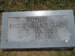 Richie Wallace Clark