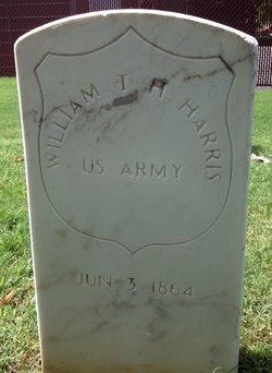 William Thomas Henry Harris