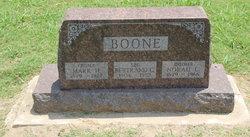 Bertrand C Boone