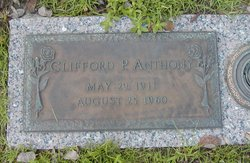 Clifford Pope Anthony