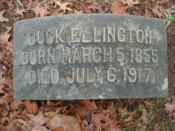 Buck Ellington